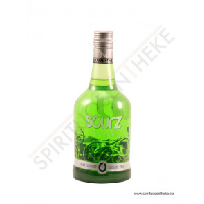 Likör Shop - Sourz Apple
