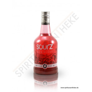 Likör Shop - Sourz Red Berry
