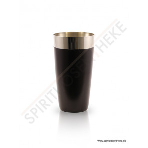 Cocktail Shop - Boston Shaker US - Vinyl beschichtet Schwarz