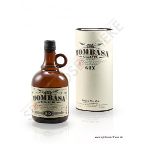 Gin Shop - Mombasa Club Small Batch London Dry Gin