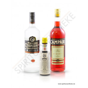 Campari Cocktail Set