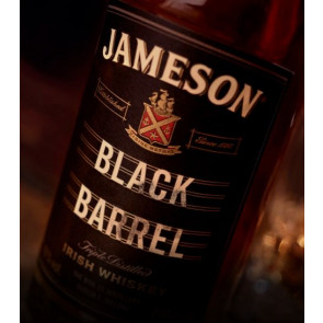 Jameson Black Barrel Irish Whiskey 0,7L