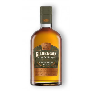Kilbeggan Small Batch Rye Irish Whiskey 0,7L  - 2