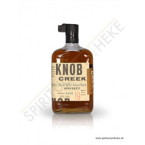 Whisky | Whisky Store - Abb. abweichend, geliefert wird Knob Creek - Small Batch Bourbon patiently aged 0,7L