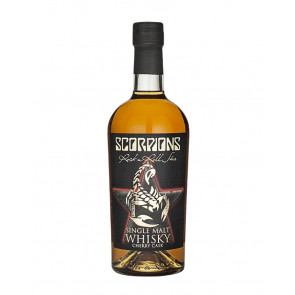 MACKMYRA SCORPIONS Schwedischer Single Malt Whisky Cherry Cask 40% - 0,7L