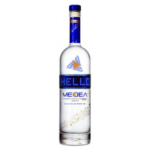 MEDEA Vodka Push Play mit Display 0,7L