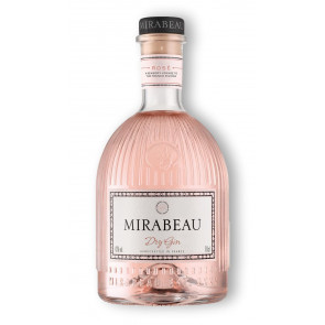 Gin-Shop | MIRABEAU Dry Gin 43% - 0,7L - Handcrafted in France