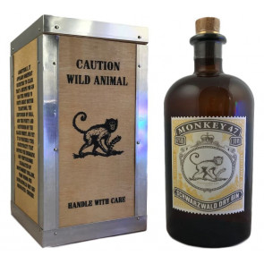 Monkey 47 Gin Distillers Cut 2017 mit Box