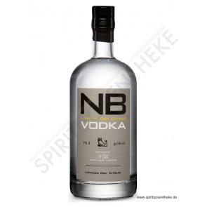 NB London Dry Citrus Vodka 0,7L