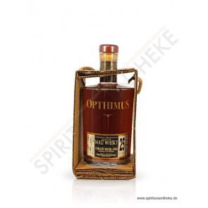 Rum Shop - Opthimus Malt Whisky Barrel - 25 Jahre