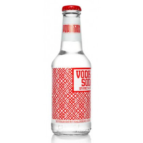 Partisan Vodka LUX Soda 10% 0,25L