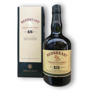 Whisky | Whisky Shop - Redbreast 15 Jahre (Neue Version)
