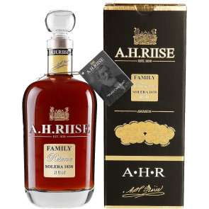 Rum Shop - A.H. Riise Family Reserve Solera 1838 Rum - 25 Jahre