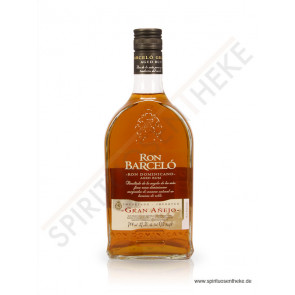 Rum Shop - Barcelo Grand Anejo