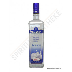Vodka - Parliament 38%