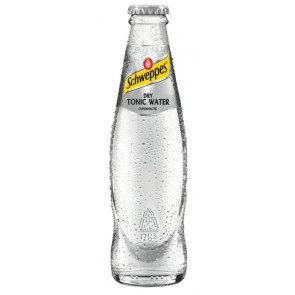 Schweppes Dry Tonic Water 0,2L