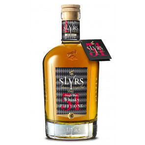 Slyrs Single Malt Whisky Fifty One 51% 0,7L