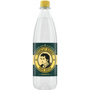 Thomas Henry Tonic Water 1L PET Mehrweg