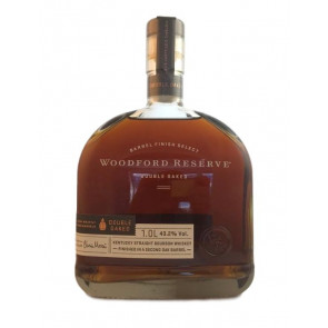 Woodford Reserve - Double Oaked (Abb zeigt 1L- geliefert wird 0,7L) 2