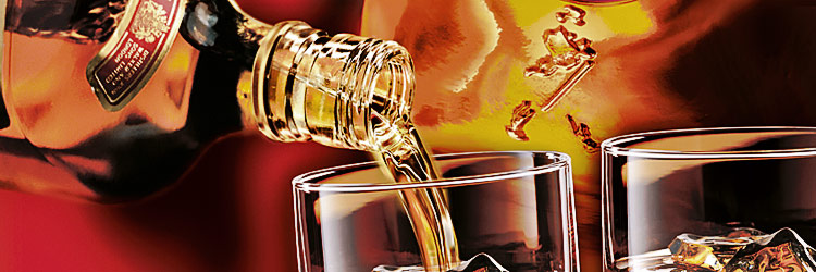Johnnie Walker Banner zum Shop
