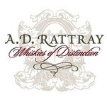 A.D. Rattray Blend Whisky Logo