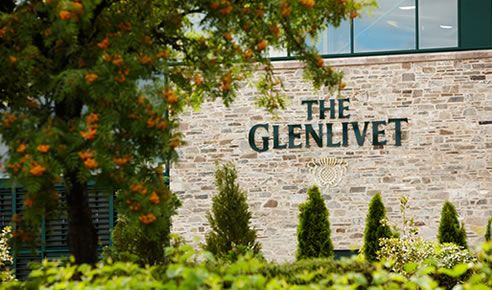 The Glenlivet - Destillerie