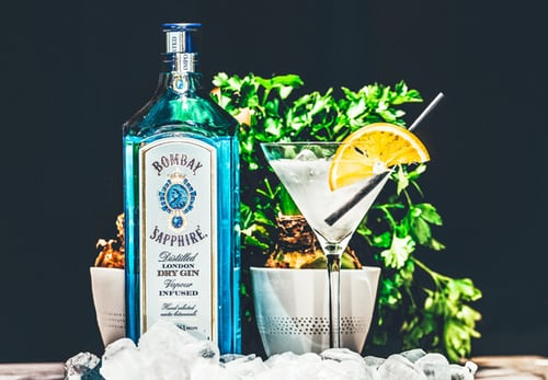 Bombay Sapphire; Cocktail; Gin